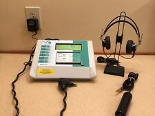 Maico Quik Tymp 2 Tympanometer/Audiometer Combo w/ Current Calibration Cert.