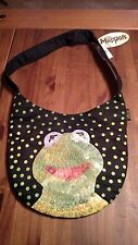 Muppets Kermit the Frog Sequin Purse