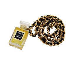Chanel Parfüm Halskette Eau De Parfum Coco 4ml Vintage Authentic #Y206 M