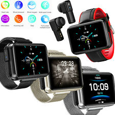 Large Screen Bluetooth Smart Watch Bracelet Fitness Tracker for iPhone Huawei LG