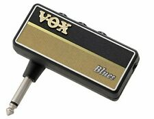 VOX AmPlug2 BLUES AP2-BL Modeling Guitar Headphone Practice Amplifier JAPAN