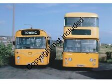 BUS PHOTO: NATIONAL WELSH LEYLAND LEOPARD E1086 TKG506J & ATLANTEAN TS1066