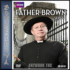 FATHER BROWN - COMPELTE SERIES 3 **BRAND NEW DVD***