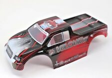 Redcat Racing 1:18 Truck Body, Red for Volcano-18 Part Number 28661R