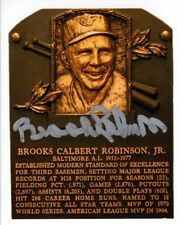"Brooks Robinson ""Hoover"" Baseball Baltimore Orioles original signiert/signed !!"