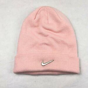 Nike Kid's Cuffed Beanie Swoosh CI3711-682 Pink