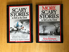 Scary Stories To Tell In The Dark & More Scary Stories To Tell In The Dark