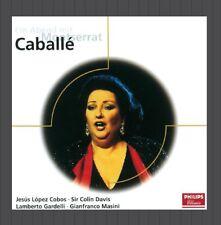 CD NEUF - MONTSERRAT CABALLE - EIN ABEND MIT MONTSERRAT CABALLE - C7
