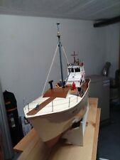 RC - Trawler Russ- Fischkutter ( Spionage )Leistebau von mir Restauriert