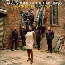 I Learned the Hard Way by Sharon Jones (Dap-Kings)/Sharon Jones & the Dap-Kings (Dap-Kings) (Vinyl, Apr-2010, Daptone)
