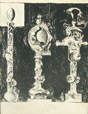 SUTHERLAND Graham (Londra 1903 - 1980), Three organic forms