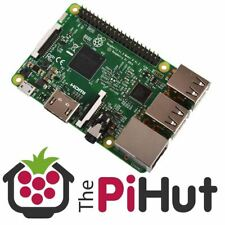 Raspberry Pi 3 modello B Wireless LAN 1.2GHz Quad Core 64Bit, 1 GB Ram (modello 2016)