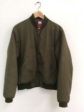 (Moving Sale Obo) Osh Kosh B'Gosh Vintage Olive Bomber Size 40 Unionmade Us Made
