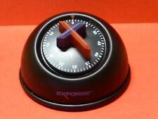 Exforge-Design-Eieruhr Küchentimer Kurzzeitwecker Küchenwecker Kurzzeitmesser,