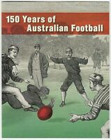 2008 PRESENTATION PACK '150 YRS OF AUSTRALIAN FOOTBALL' MINI SHEET 10 x 50c MNH