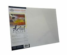 """Royal & Langnickel Primed Artist Canvas Boards Oil & Acrylic 10 x 12 """" PACK OF 5"""