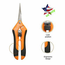 "Precision Pruning Shear Garden Scissors Home Cutter Gardening Tree Clipper 6.7"""