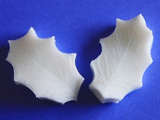 HOLLY LEAF DOUBLE VEINER - FLOWER MAKING TOOLS