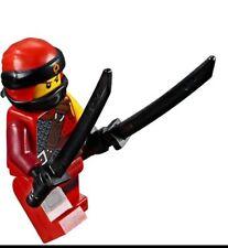 LEGO NINJAGO - KAI Minifigure - 70650 split, Destiny's Wing