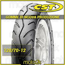 COPERTONE PNEUMATICO CST PER PIAGGIO VESPA GTS 300 ANTERIORE 120/70-12