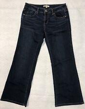 Women's 4 Cabi Jeans Style #749R Flare Leg Boot Cut Denim Boho