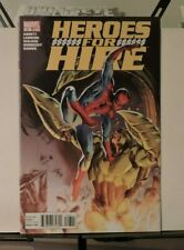 Heroes For Hire #8 August 2011