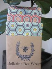 Bellarine Bee Wraps - Handmade Reusable Beeswax Food Wrap - SMALL