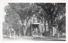 D31/ Las Animas Colorado Co Real Photo RPPC Postcard Bent County Court House