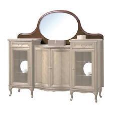 Unbeleuchtete Braun Badezimmer-Spiegel
