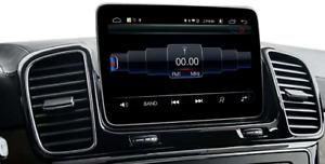 "Mercedes Benz GLE 300 GLS 8.4"" Android 10.0 8core Autoradio 4+64GB Navi BT WiFi"