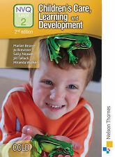 Children's Care, Learning and Development NVQ Level 2 2nd Edition Candidate Hand