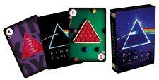 Juego de 52 Tarjetas de Juego Diseño Dark Side Of The Moon de Pink Floyd