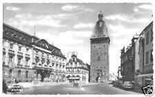 AK, Speyer Rhein, Straßenpartie mit Altpörtel, 1957