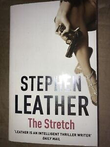 The Stretch Ssa, Leather  Stephen, Used; SUPERFAST Dispatch