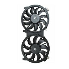 Dual Radiator and Condenser Fan Assembly TYC 621660 for Nissan Altima 2007-2016
