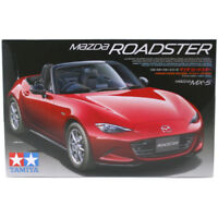 Tamiya Mazda MX-5 Roadster Model Set (Scale 1:24) 24342 NEW