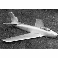 Bauplan F-86 Sabre Modellbau Modellbauplan