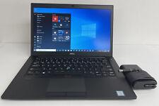 Dell Latitude 7480 Intel Core i7 7th Gen 16GB RAM 256SSD, W10 Pro Grade A