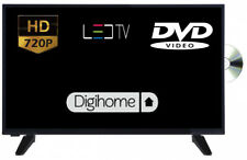 """Digihome 32278HDDVDB 32"""" LED TV 720p HD Ready DVD Combi and Freeview HD"""
