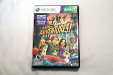 Kinect Adventures XBOX 360 Motion Sensor Video Game