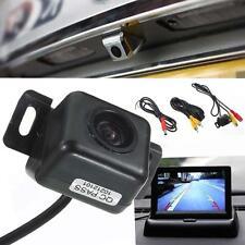 170° Waterproof Night Vision Anti-fog Cars Reverse Back Up Camera Parking Cam DH