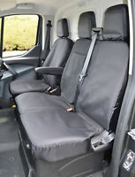 Ford Transit Custom - Tight Fit, Waterproof Seat Covers (2013-2020)