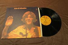 John B Sebastian Self Titled Insert Reprise Record Loving Spoonful LP EX+