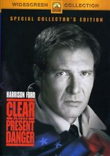 Clear and Present Danger [New DVD] Subtitled, Widescreen