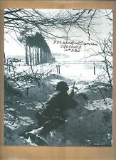"Bradford Freeman ""Band Of Brothers"" Autographed 8x10 Picture Autograph Photo"