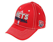 Adidas NBA Men's New Jersey Nets Flex Adidas Hat