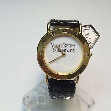 Vintage Vitreo Retinal Surgery Men Marketing Quartz Watch Hours~New Battery