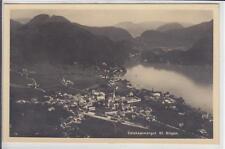 AK St. Gilgen, Wolfgangsee, Foto-AK 1930