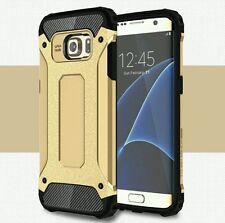 Samsung Galaxy S7 Edge Tough Case2 Layer X-Armor Shell Hard Back Cover