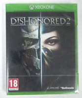 Brand NEW Dishonored 2 (xBox One) Video Game SEALED